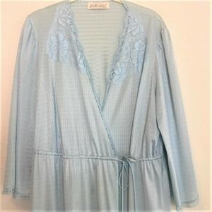 Collectibles by JC Penney Nightgown & Robe VTG